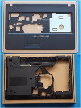 New Original for Lenovo G570 G575 Bottom Base Cover Case + Palmrest Upper Case Touchpad HDMI