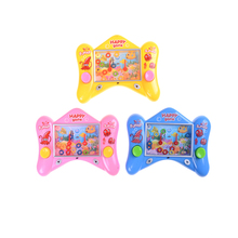 New Funny Water Machine Water Ferrule Game Consoles Kids Children Classic Intellectual Toys(China)