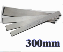 300*40*3mm High hardness white steel HRC 60 cutter blank Darts Knife embryonic High-speed steel embryo DIY knife blade material(China)