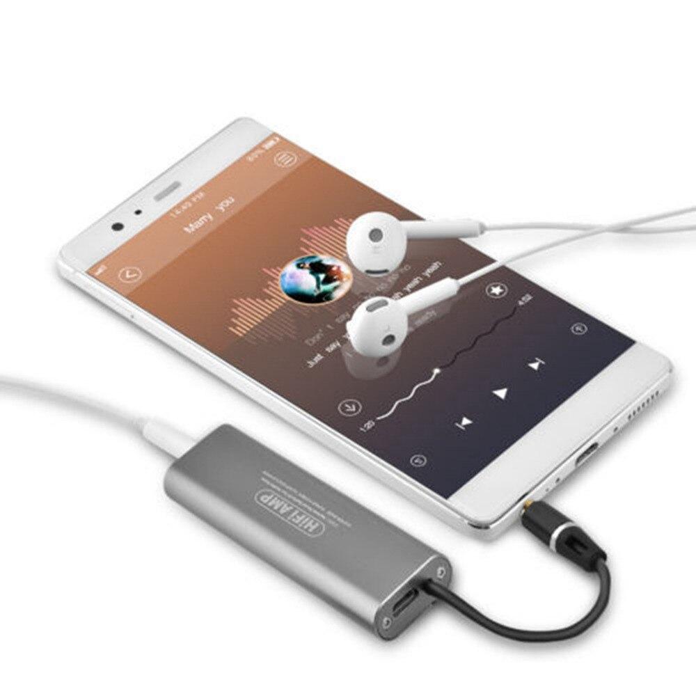 Pocket 3.5mm Audio HIFI Headphone Amplifier Stereo Earphone AMP for Samsung Xiaomi LG Smart phones/car audio/outdoor speaker