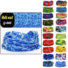 2016 Outdoor Sports Bicycle Scarf Cycling Mask Turban Magic Headband Multi Scarves Face Bandana