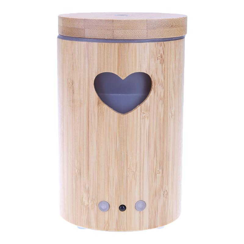 WIFI Remote Control Ultrasonic Air Aroma Humidifier with Colorful LED Lights Electric Aromatherapy Essential Oil Aroma Diffuser<br>