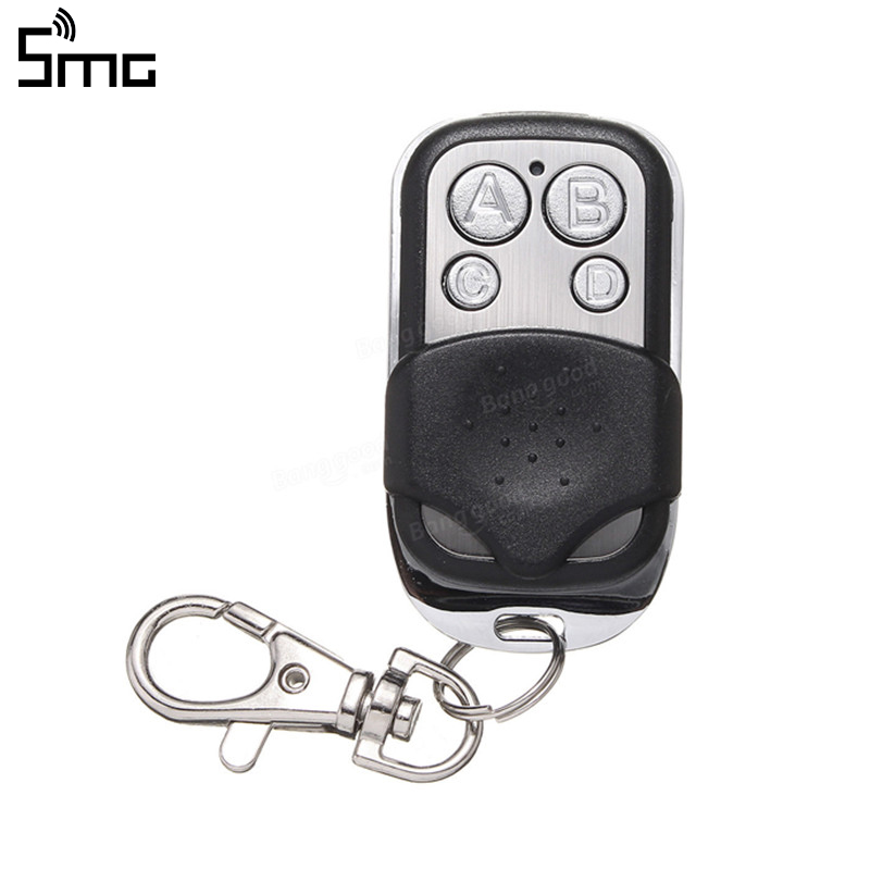 Transmitter-Switch Key Duplicator Remote-Control Garage-Door Cloning 4-Buttons Wireless title=