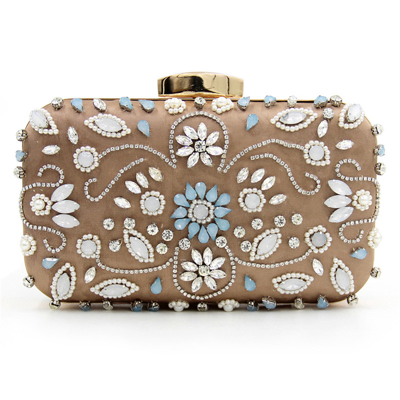 New prom women party clutch bag flap shoulder bag evening bag PU chain handbag purses <br>