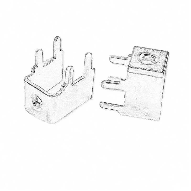 électrique Terminaux X M4//0.3mm M4 Ø4.3mm, 100pcs M4 Solder Lugs//tags