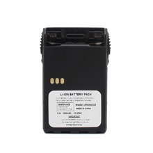 JMNN4024 JMNN4023 1600mAh Li-ion Battery For Motorola PRO5150Elite GP344 GP388 GP644 GP688 EX500 EX560 EX600 GL2000 GP328Plus(China)