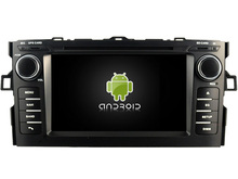 Android 5.1.1 CAR Audio DVD player FOR TOYOTA AURIS 2007-2011 gps Multimedia head device unit receiver BT WIFI - Bluepower Electronics co., ltd store