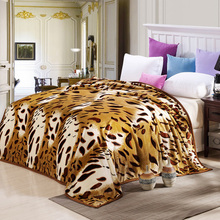 Free shipping Cloud mink cashmere bed cover blanket fur crochet soft fluffy fleece blankets throws blanket
