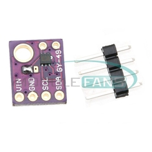 GY-49 MAX44009 Ambient Light Sensor Module for Arduino with 4P Pin Header Module