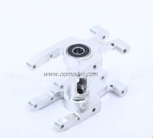 Alzrc Devil 450 Pro D45P08A Integrated Metal Main Shaft Bearing Block 450 RC Helicopter t-REX 450 Spare Part FreeTrack Shipping<br>