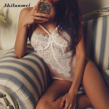 Buy balck latex Sexy hollow transparent embroider catsuit body lingerie sexy erotic costumes men body lingerie body suit catsuit