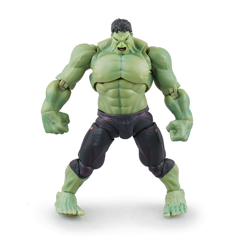 Avengers SHF S.H.Figuarts Hulk PVC Action Figure Collectible Model Toy 19cm SA714<br><br>Aliexpress