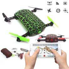 Folding FPV RC Quadcopter Phone WiFi Control Drone w/ 0.3MP HD Camera Toy