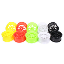 Challenger Hellcat Style Y Type Wheel Rim w/o Tire For Rc Car 1/10 On Road Racing Crawler Drift Car HSP Himoto HPI Traxxas Tyre