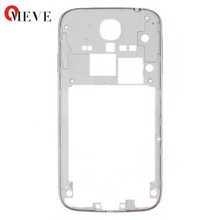 Original  Middle Frame Housing Case Replacement Part Bezel For Samsung Galaxy S4 I9500 I337 i9505