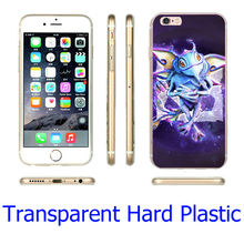 Puck Dota 2 Hard Transparent Phone Case for iPhone 5S 5 SE 5C 4 4S 6 6S 7 Plus Cover ( Soft TPU / Plastic for Choice )