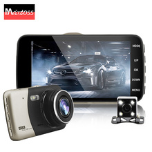 dual lens auto car camera dvr cars dvrs camcorder parking recorder video registrator carcam dash cam full hd 1080p night vision