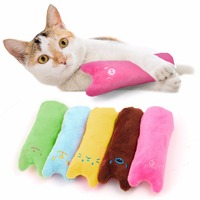 CARRYWON Cat Toy Funny Interactive Plush Creative Pillow Popular High Quanlity Catnip Toy Teeth Grinding Cute Cat Scratcher Toys
