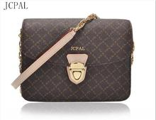 Free shipping DHL! women's luxury handbag High Quality messager bag monogram canvas metis handbag shoulder bag(China)