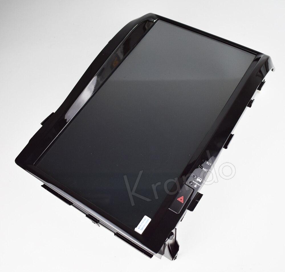 Krando android car radio stereo navigation gps for toyota land cruiser 200 2008-2015 car dvd player multimedia system (4)