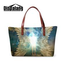 Dispalang 3D lifelike lightning butterfly handbags for girls personalized customized design beach bags for women large capacity