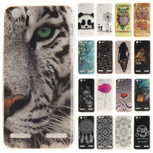 Buy Vintage Phone Case Lenovo Lenovo K5 Plus Coque Silicone Tiger Lion Panda Floral Soft TPU Back Cover Lenovo Vibe K5 for $1.32 in AliExpress store