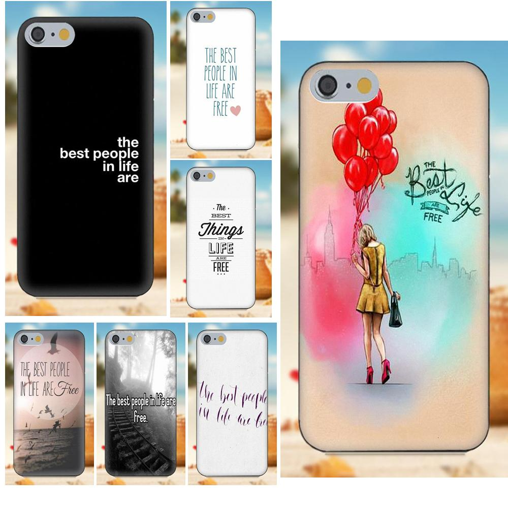 the best people in life are free iphone case