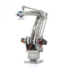 ABB irb 460 Industrial robotic arm model Axis palletizing CNC 4-DOF manipulator model for Teaching and experiment