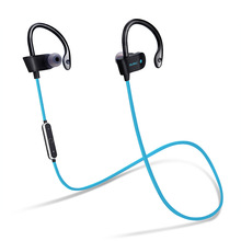 Running Sports Wireless Bluetooth Earphones BT 4.1 Stereo Bass In-Ear Headphones Headsets Earbuds with Mic for apple Samsung LG