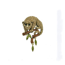 animal Zodiac monkey big brooches jewelry Valentine's Day gift jewelry costume jewelry brooches bouquets broches mujer