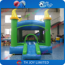 cheap price 0.55mm pvc tarpaulin 3x3x2.5m height inflatable baby bouncer,small size inflatble jumping house