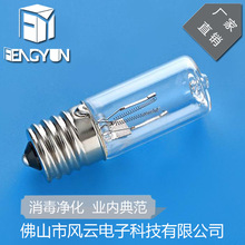 supply of small appliances with air disinfection by 10V 3W ultraviolet germicidal lamp bulb disinfection lamp special