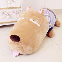 Plush Husky Dog Plush Toys Kawaii Stuff Toy Soft Toys Giant Peluches Stuffed Animal Bed Dog Cute Pillow Birthday Present 70C0052