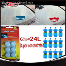 10Pack Amazing New Arrival Auto Windscreen Cleaner Car Windscreen Cleaning Agent Pills Effervescent Tablets(China)