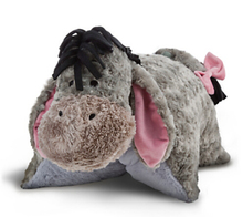 Free shipping Winni the Eeyore Donkey Stuffed Toy & Kawaii Plush Pillow Cushions 50*35cm Pelucia Soft Anime Toys For Kids Gifts
