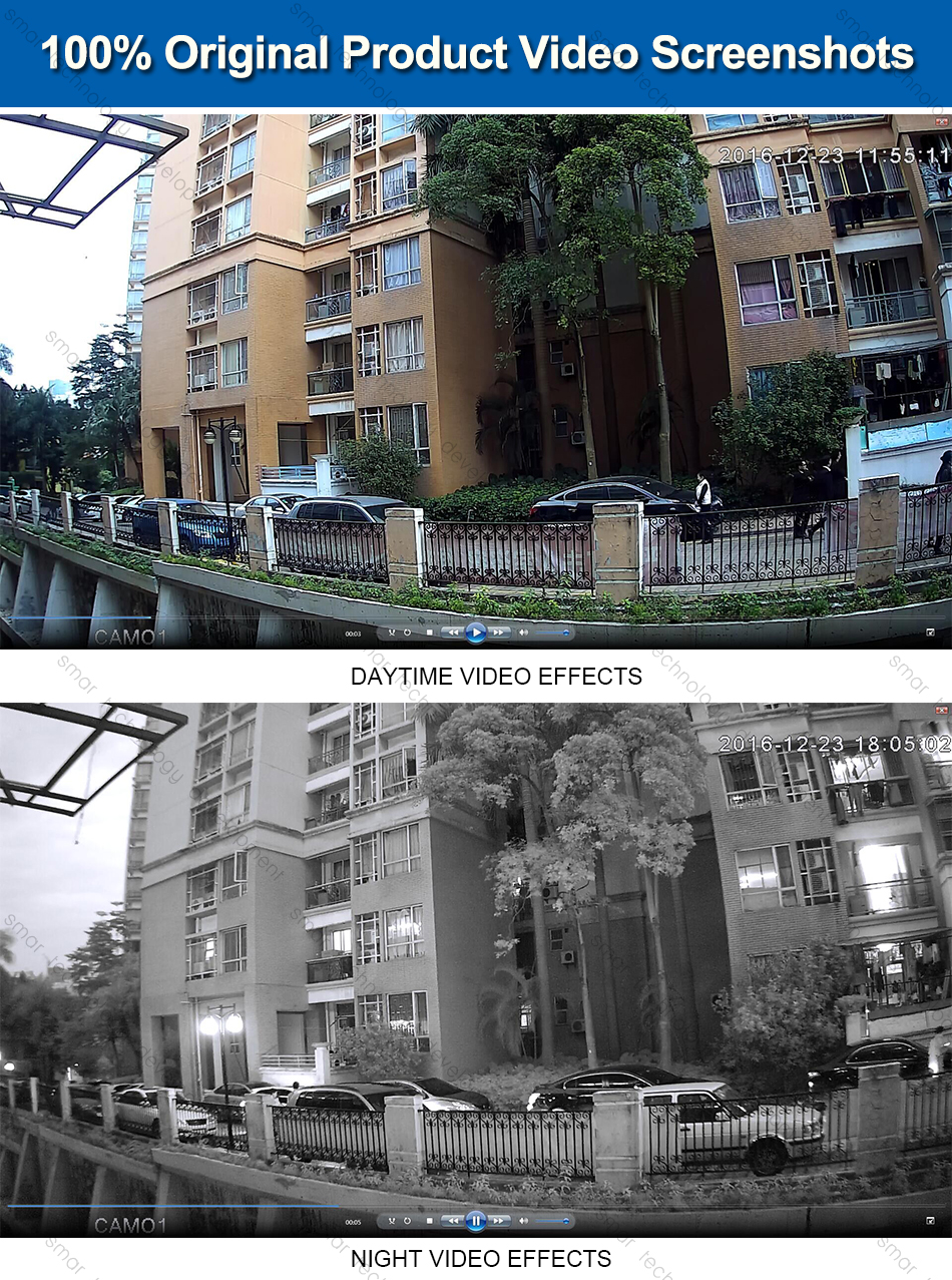Smar HD IP Camera 720P 960P Outdoor  Camera ONVIF2.3 H.264 Waterproof IR Night Vision CCTV Home Metal Case XMEYE P2P (8)