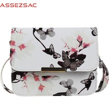 Assez sac 2016 fashion women messenger bags single shoulder handbags high quality leather handbags ladies pouch bolsas LS7158