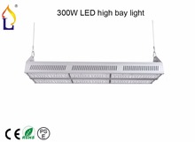 Fedex Free shipping 2017 hot hanging New highbay lighting SMD3030 300/400/500W AC85-265V daywhite led highbay lighting 4pcs/lot