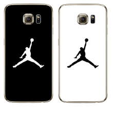 Michael Jordan For Samsung Galaxy S3 S4 S5 S6 S7 Edge S8 Plus A3 A5 J1 mini J2 J3 J5 J7 2015 2016 2017 Grand Prime Case Cover