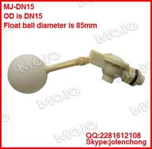 MJ-DN15 PP water float valve