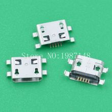 10pcs A08 Micro USB 5pin 0.8MM B Type Female Socket Connector Plain Mouth For Mobile Phone Charging Sell At A Loss USA