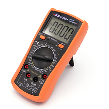 VC890C+ LCD Digital Multimeter LCR Capacitance Meter DCV/ACV/DCA/ACA Resistance with Temperature Measurement Ammeter Multitester(China)
