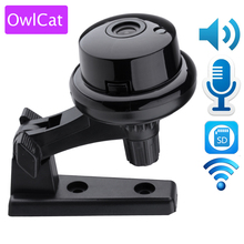 ESCAM Q6 Mini IP Camera Wifi 720P ONVIF CCTV Home Security Indoor Cam Wireless IR Night SD Card Microphone Speaker Audio Talk