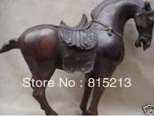 wang 0006 Rare Asian Antiques Carving Exquisite statue Chinese bronze horse