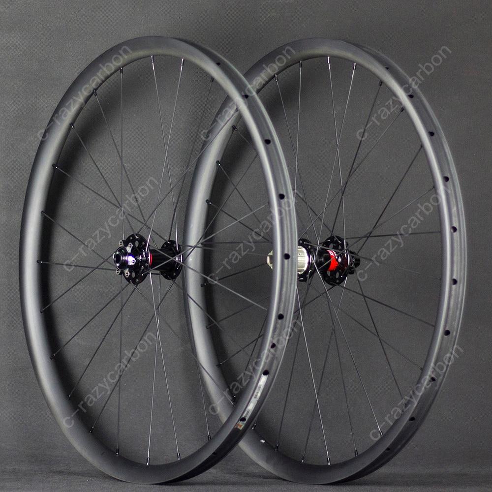 29er MTB Carbon Wheelset XC25