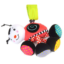 Baby Toys For Stroller Newborn Rattles Children Mobiles Educational Toys Infant Doll For 0-12 Months -- DBYC083 PT30