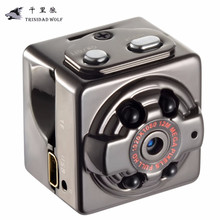 TRINIDAD WOLF SQ8 Mini Camera HD Motion Sensor Micro Camera HD 1080P Camera DV 720P DVR Small Infrared Night Vision Camera