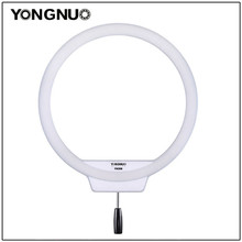 YONGNUO YN308 Bi-color Ringlight LED Light Video Light Colour Temperature 3200K~5500K CRI95 For Protrait Live Video Selfie()