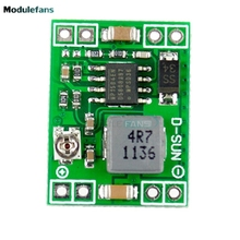 Mini DC-DC Step Down Power Supply Module 3A 4.5-28V To 0.8-20V Adjustable Buck Converter for Arduino Replace LM2596