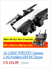 iDol 1080P WIFI FPV Camera 2.4G Foldable RC Drone GPS Quadcopter GPS Follow Me Set Height Hover APP Control Gesture Recognition 2